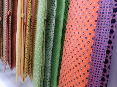 【TOKYO MIDTOWN/TIES】最新店頭ストックより、スタッフおすすめのネクタイをご紹介いたします。